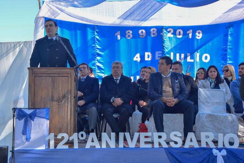 En Yofre, Valdés defendió la mejora federal de la coparticipación y el reconocimiento nacional a Corrientes