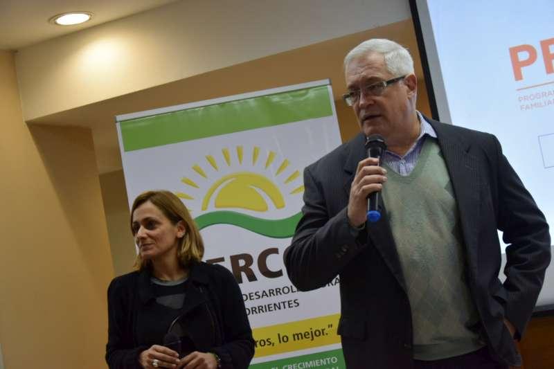 Nación y Provincia lanzaron un programa de acción directa en la cadena frutihortícola