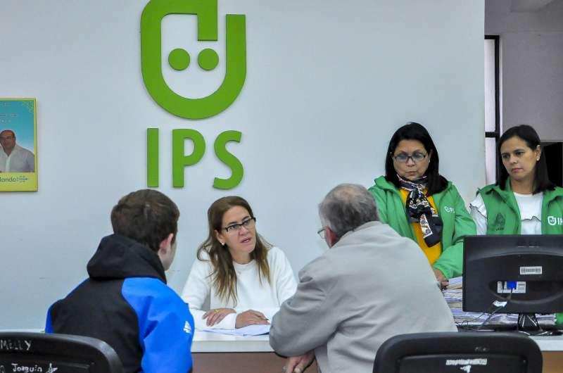 Se llevó a cabo una nueva audiencia pública en las oficinas del IPS