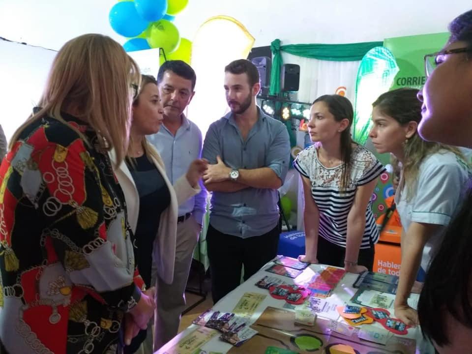 Salud Pública está presente en la Feria del Libro