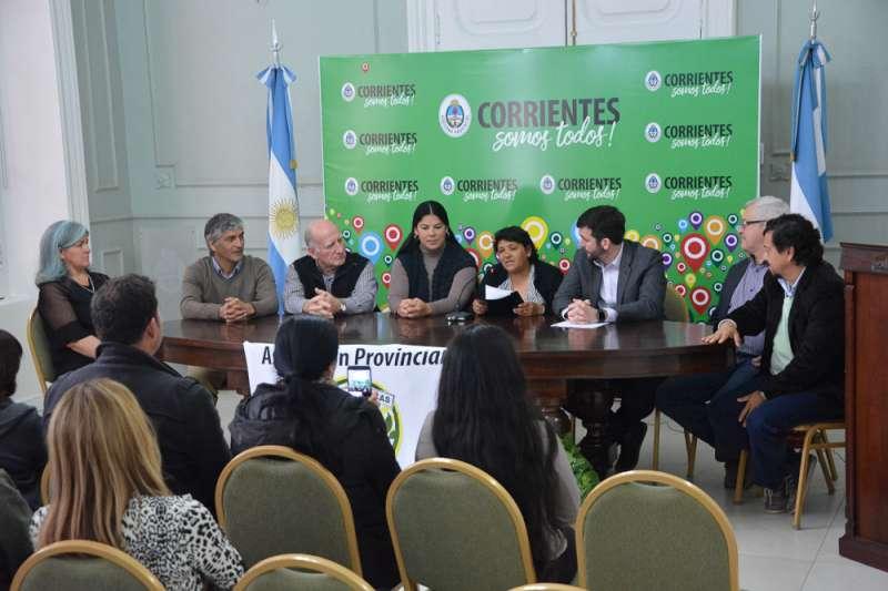 Se realizó el lanzamiento del XX Encuentro Provincial de Ferias Francas