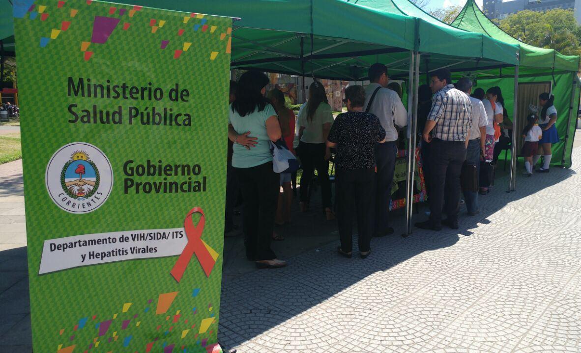 Salud Pública realizará actividades de concientización en la plaza Juan de Vera
