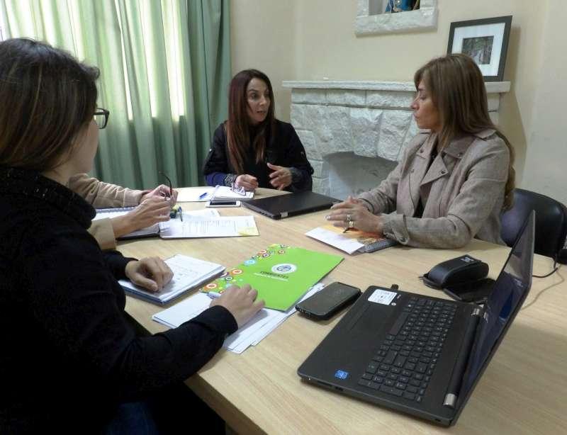 La Nación y la Provincia articulan acciones del programa de Salud Familiar y Comunitaria