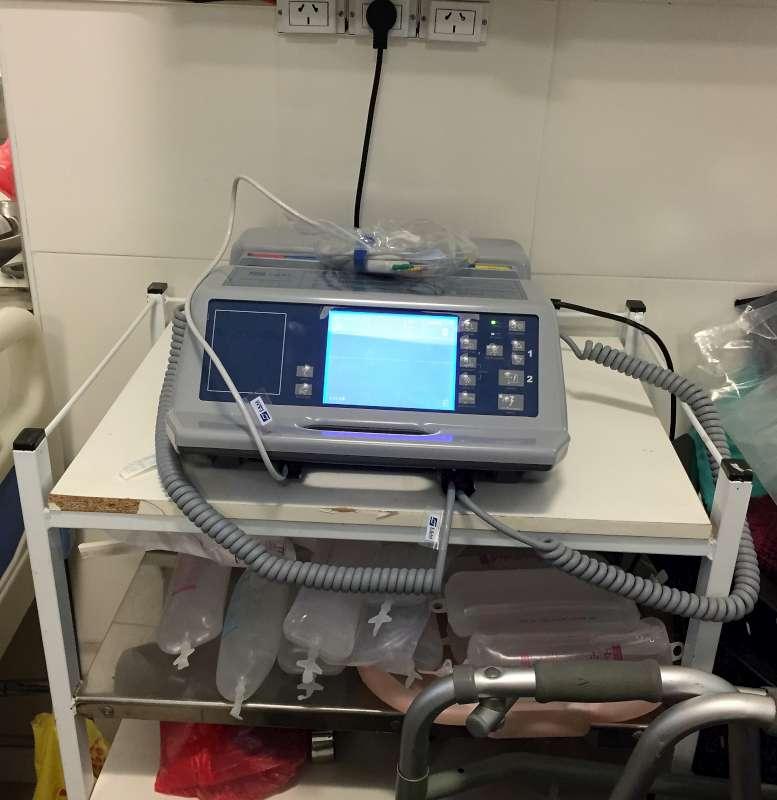 Nuevo equipamiento para el área de Terapia Intensiva