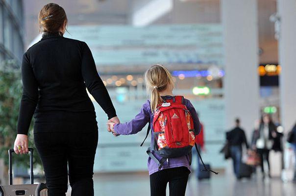 Autorizaciones de viajes a menores dentro del país