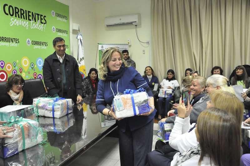 Educación entregó insumos odontológicos a más de 40 escuelas primarias de la Provincia