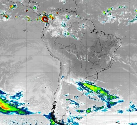 Rige un alerta meteorológico por fuertes vientos para Corrientes y otras 5 provincias