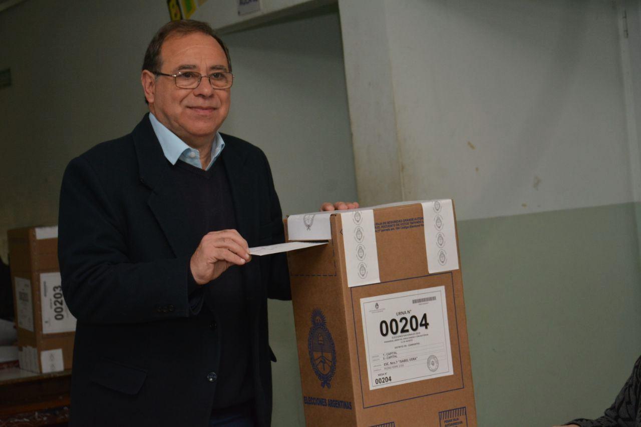 """Tassano: """"Le decimos a la gente que vote, que participe"""""""