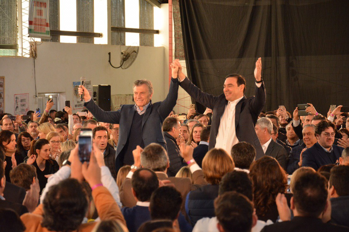 """Tassano.""""Apoyamos fuertemente a Macri y su gobierno"""""""