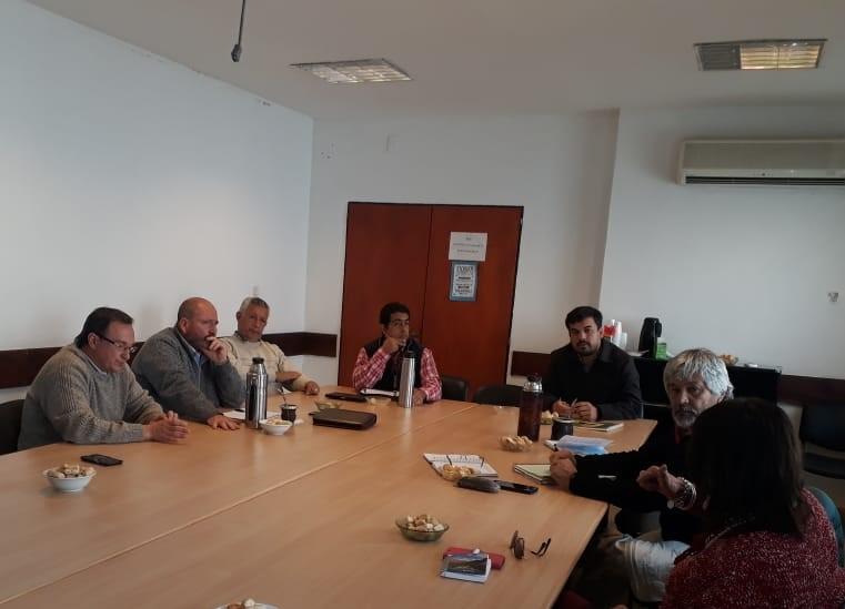 Se realizó Mesa Interministerial Nación, Provincia y Municipio