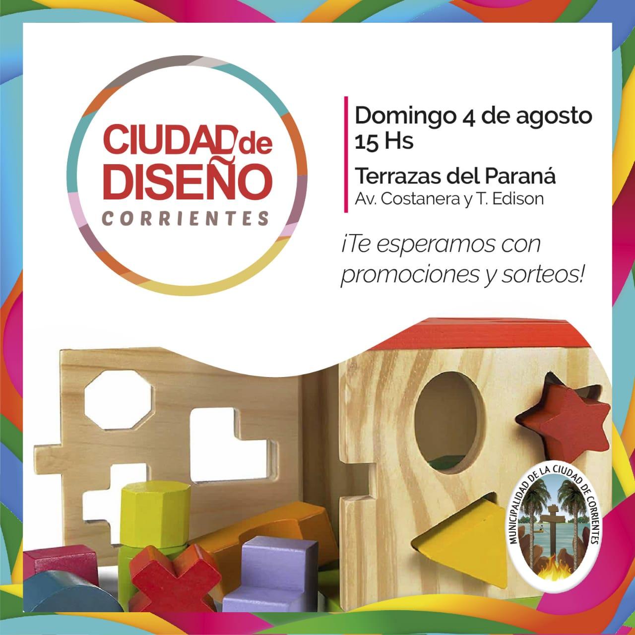 Ciudad Diseño celebra el Mes del Niño con interesantes promociones y sorteos