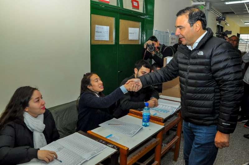 Valdés convocó a la ciudadanía a ser protagonista en las PASO y pidió una evaluación del sistema