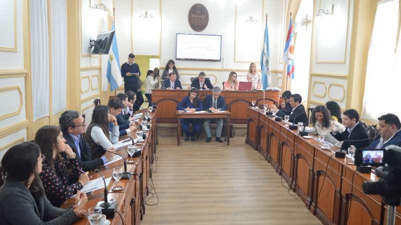 El Concejo aprobó una serie de ordenanzas en la 16º sesión ordinaria