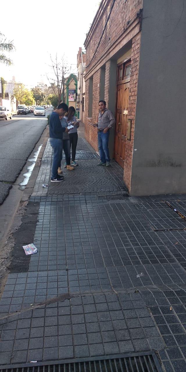 Hacienda realiza censo para el Archivo Domiciliario de Argentina