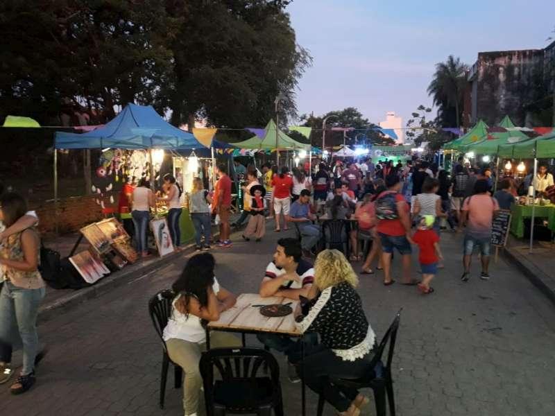 Desarrollo Social presenta 6ta Feria Artesanal y Gastronómica
