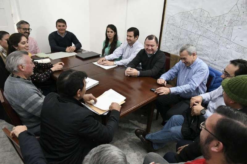 La Municipalidad y la AOEM acordaron mejoras para los trabajadores en paritarias