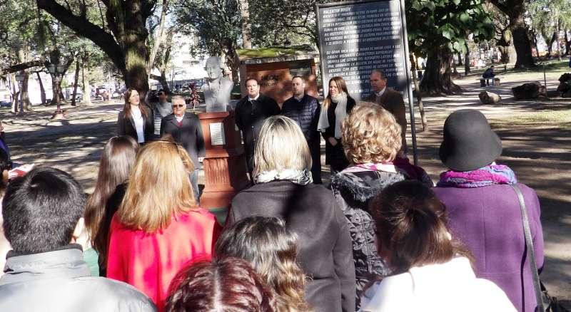 El Centro de rehabilitación visual Valentín Haüy celebró su 43º aniversario