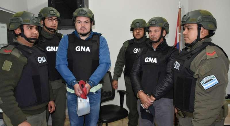 """Detuvieron a Luis """"El Gordo"""" Saucedo en Paraguay"""