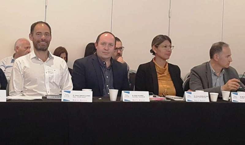 Corrientes presente en el 57 Reunión de la Comisión Federal de Trasplante