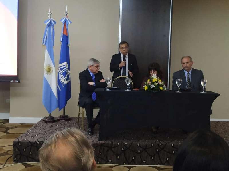 Cardozo encabezó la apertura del XVIII Congreso Argentino de Quemaduras