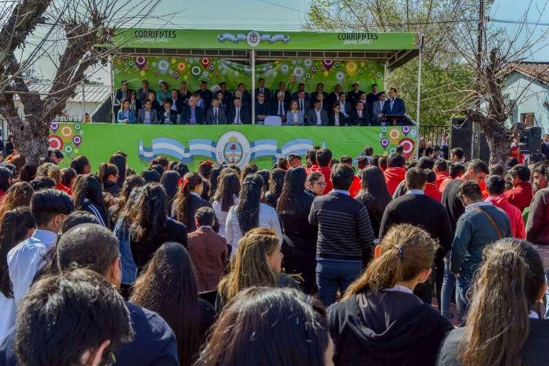 """Concepción del Yaguareté Corá celebró su 223° aniversario con orgullo de ser """"Pueblo Histórico"""" y su crecimiento turístico"""
