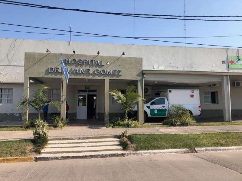 La directora asociada del hospital se refirió a trascendidos ante un pedido de ambulancia