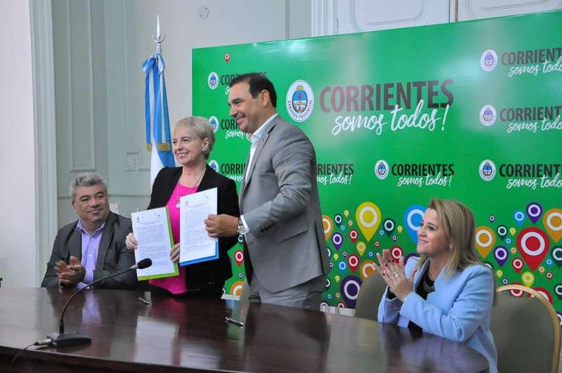 La presidenta del ENACOM visitó Corrientes para poner en marcha  un programa que beneficiará a las mujeres rurales