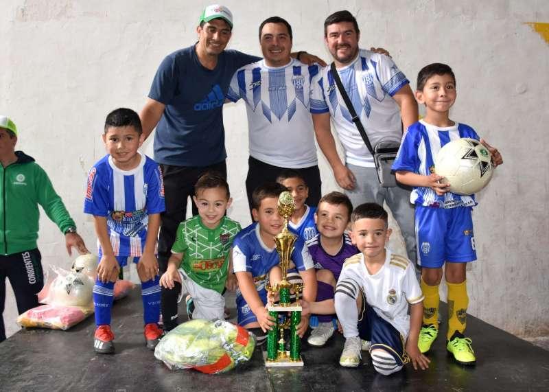 """El Programa """"Felices los Goles"""" trajo alegría a los chicos y consagró sus primeros campeones"""