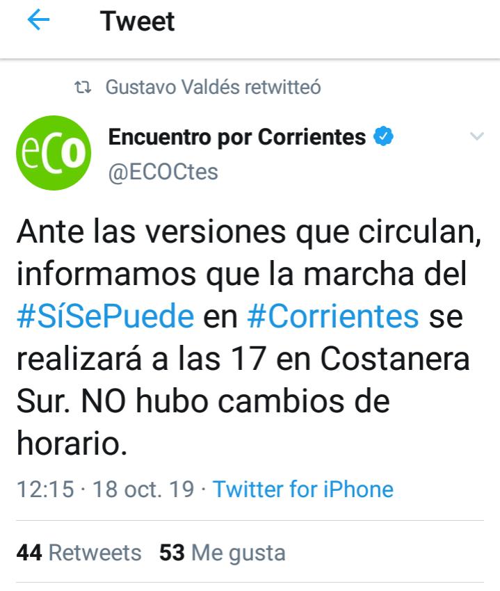 El acto de Macri no se suspende por lluvia