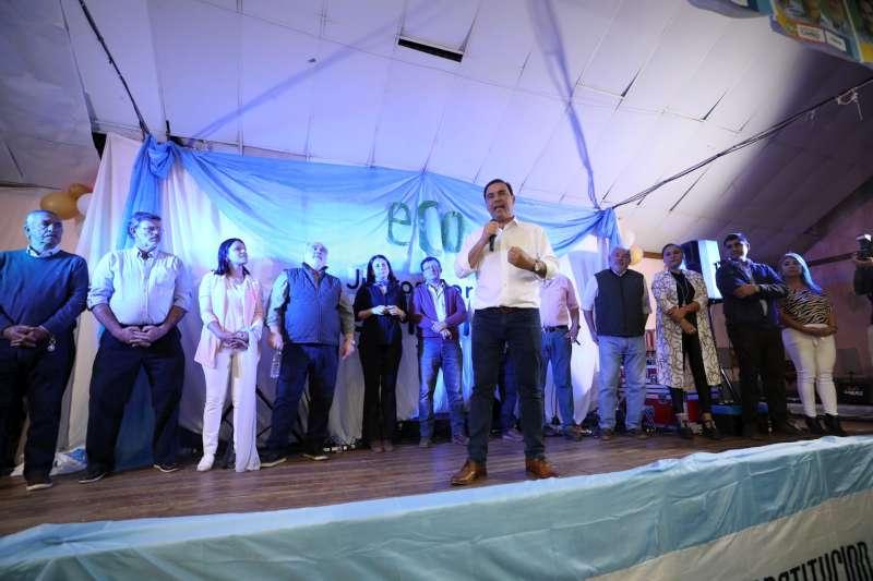 ECO apuntó fuerte al municipio en Mercedes y a continuar con Macri el desarrollo en la localidad y la provincia