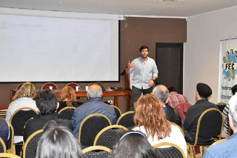 Emprendedores locales se interiorizaron sobre las oportunidades de inversión en Corrientes