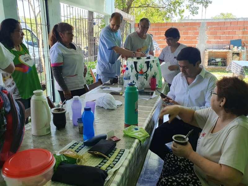 La Municipalidad intensifica acciones contra el sarampión