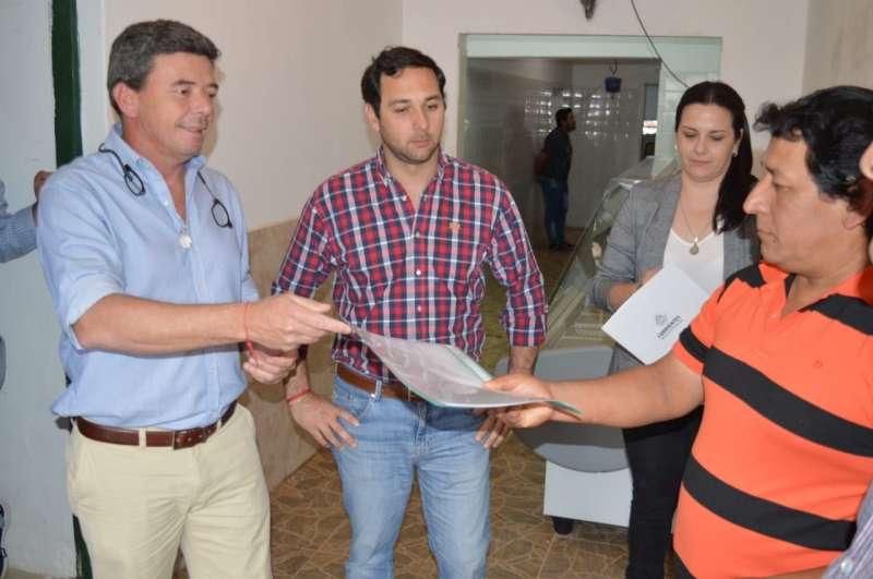 Se inauguró el Centro de Procesamiento y Acopio de pescados de río