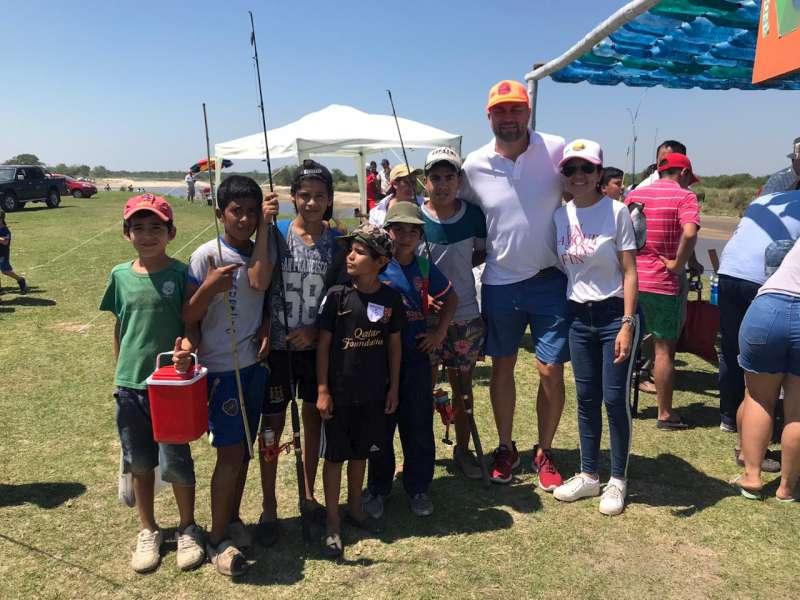 Pueblo Libertador vivió su Primer Torneo de Pesca Variada de Costa con Devolución