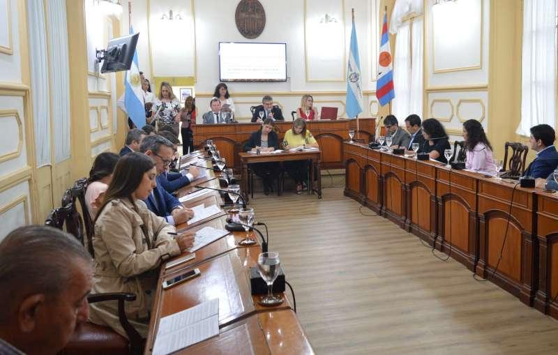 El Concejo aprobó la prórroga de la intervención a la Caja Municipal y el Plan Base para la ciudad