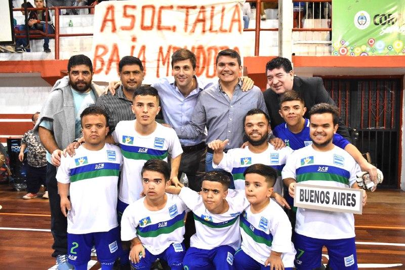 Comenzó la Copa Argentina Talla Baja en Corrientes