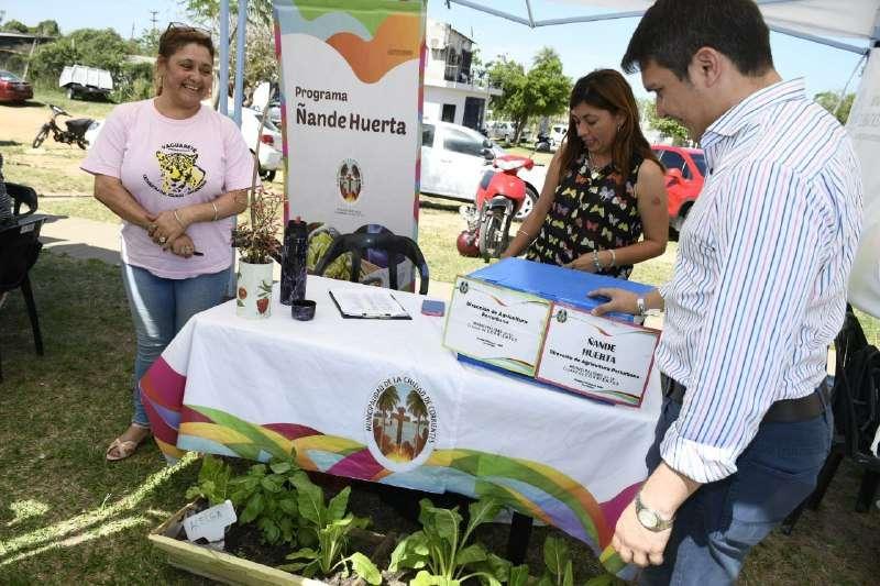 Los vecinos del Quintana accedieron a servicios gratuitos en el operativo integral de Nación Provincia y Municipio