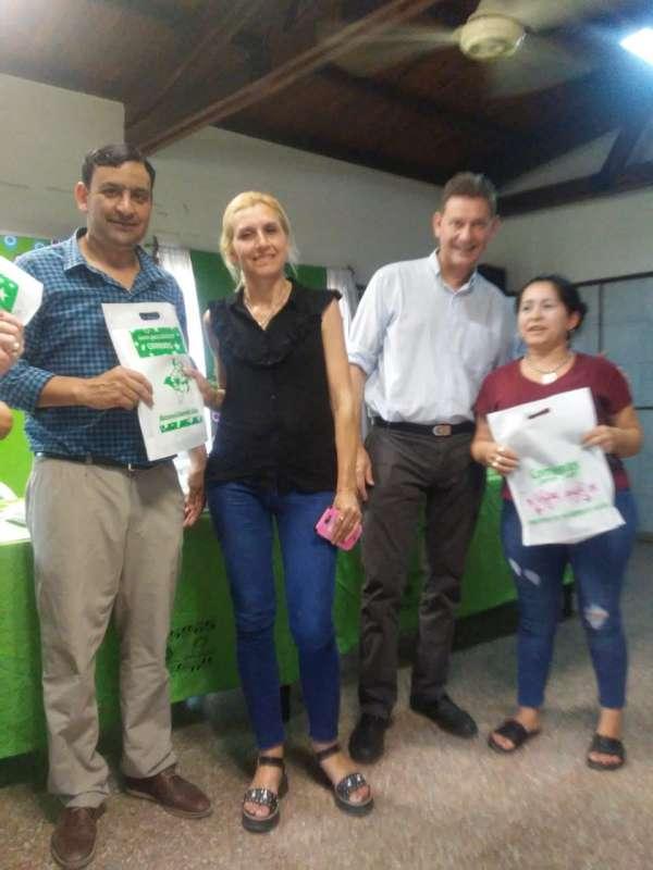 """Lanzamiento del proyecto """"Del Barro y Leña al parque del Reciclado PET"""""""