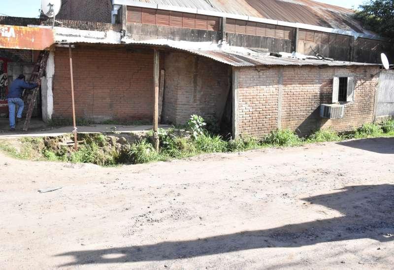 La Municipalidad recuperó un espacio público en el barrio San Roque Este
