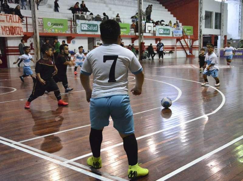 Corrientes se quedó con el cuarto puesto de la Copa Argentina Talla Baja 2019
