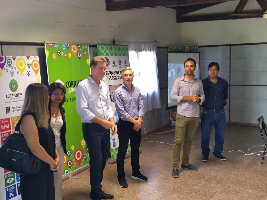 Coordinadores  del Programa de Pequeñas Donaciones Argentina visitaron proyectos socioambientales