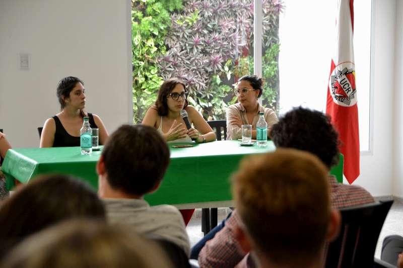 La diputada nacional Josefina Mendoza encabezó en Corrientes un debate sobre violencia de género