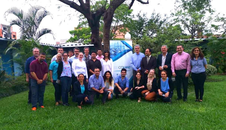Jornada sobre meteorología en el ICAA con técnicos del Nea Litoral