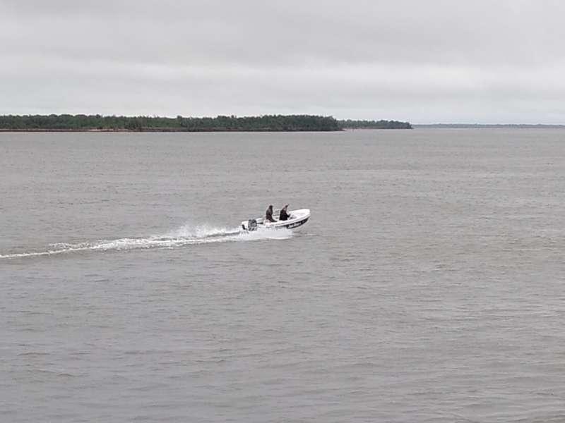 Bella Vista vive a pleno su Fiesta de Pesca Variada Embarcada con Devolución