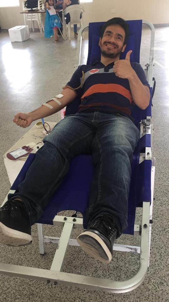 El Banco de Sangre realizará una colecta externa de sangre en Tabay