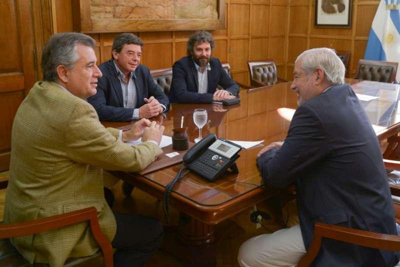 Actividades del ministro Vara en Buenos Aires