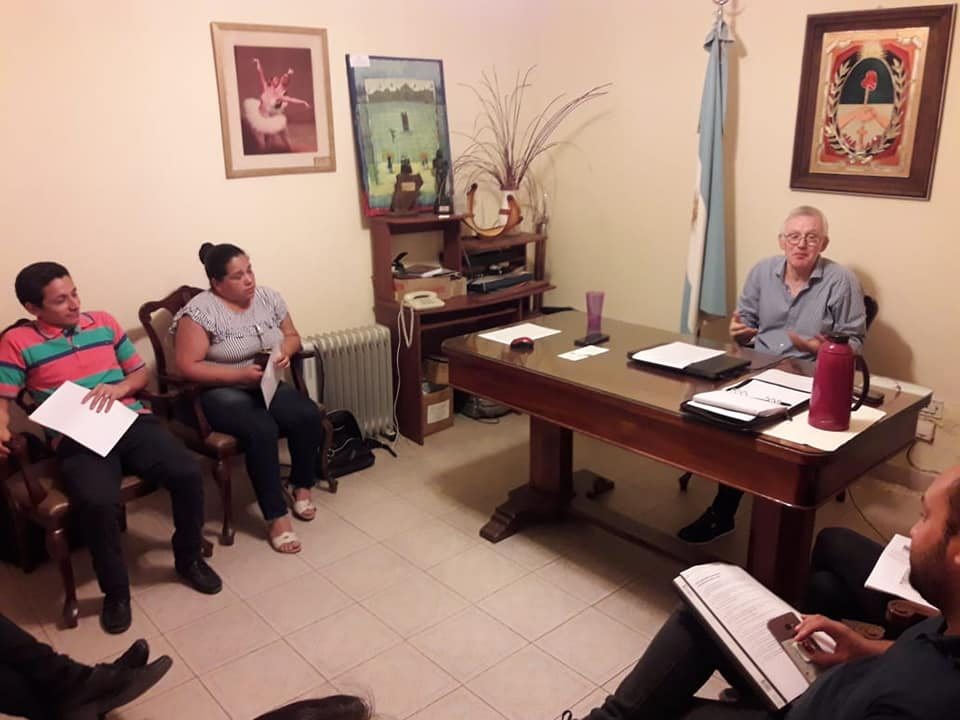Avanzan los preparativos para la 30ª Fiesta Nacional del Chamamé
