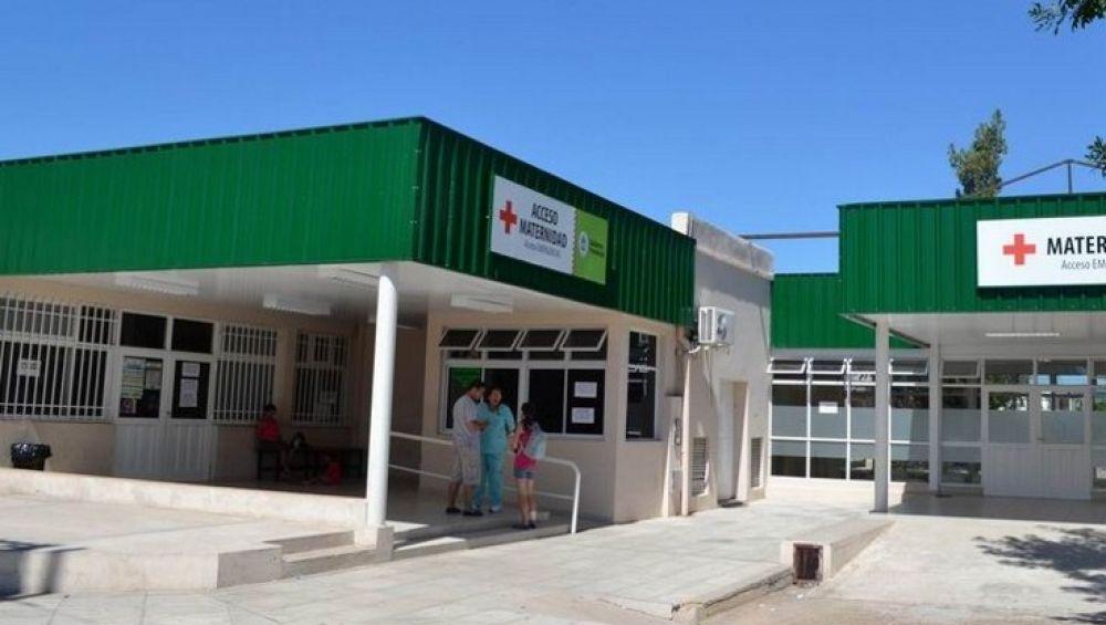 El hospital Materno Neonatal informó sobre inconveniente con el suministro de agua