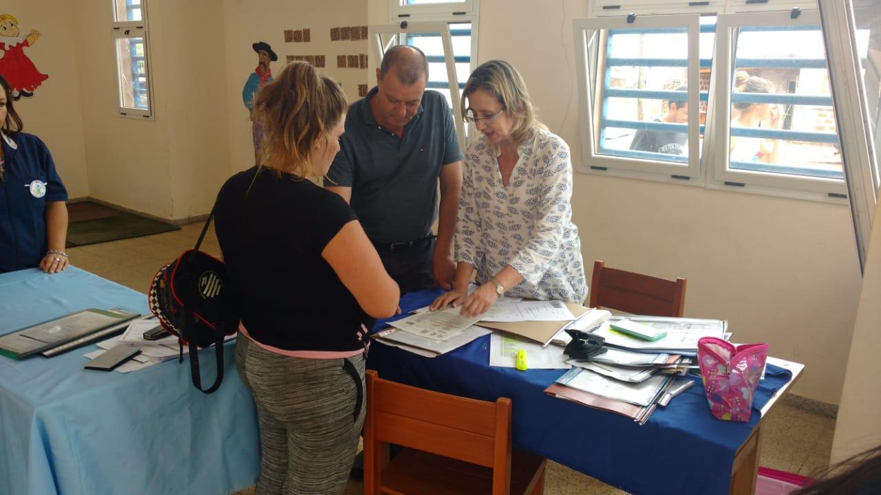 Salud entregó Certificados Únicos de Discapacidad en La Cruz