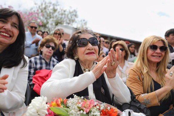 El gobernador Valdés expresó su pesar por el fallecimiento de Margarita Barreto